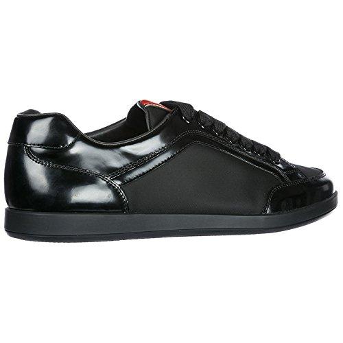 Cuir Prada Sneakers Homme Baskets Noir En Chaussures Rxxzzqwx Rxxggkrk-115502-7575544 Strengthening Sinews And Bones Pour Promot