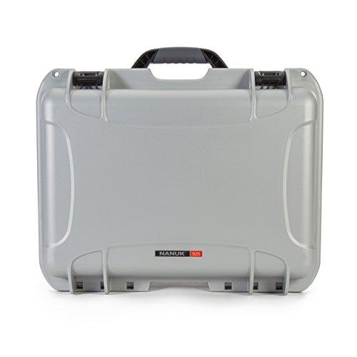 Nanuk 925-0005 925 Waterproof Hard Case, Empty, Silver
