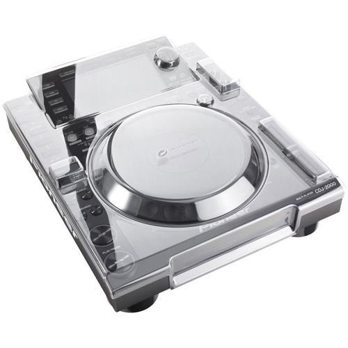 Decksaver DS-PCFP-CDJ2000 NEXUS CDJ2000 cover/faceplate for Pioneer