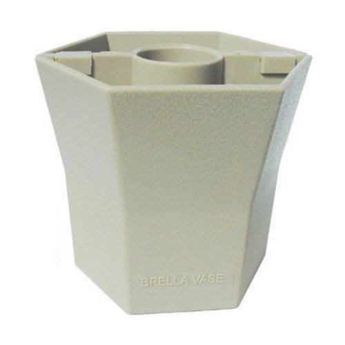 Brella Vase Patio Umbrella Vase (Umbrella Table Planter)