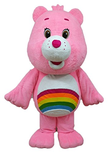 Care Bears Costume Adult Care Bear Mascot for Event and Party Lovely Bear Suit Deguisement]()