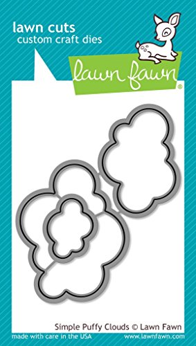 (Lawn Fawn Cut Set - Simple Puffy)
