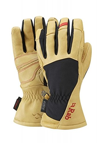 RAB Guide Glove - Men's Kangaroo, S by RAB