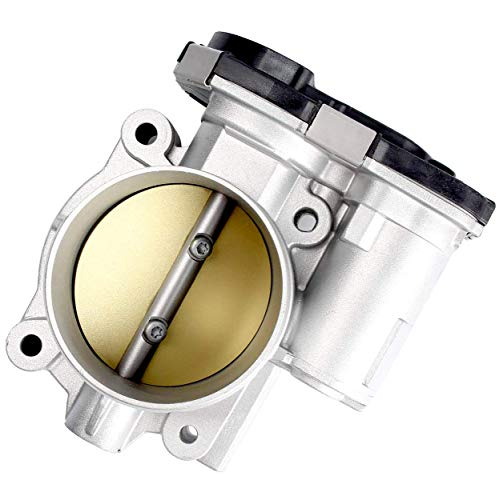 Price comparison product image APDTY 112584 Electronic Throttle Body TPS / IAC Fits Select 2007-2012 Buick LaCrosse / Cadillac CTS,  SRX,  STS / Chevrolet Camaro,  Equinox / GMC Terrain (Replaces 12616994)