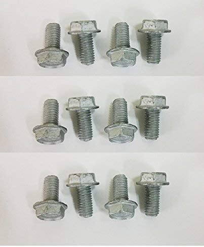 Self Tapping Spindle Bolts Cub-Cadet MTD 710-1260A 710-0650 112-0395 One 1