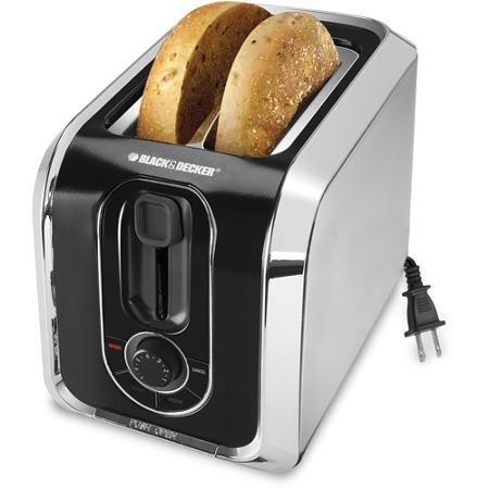 Black & Decker 2-Slice Toaster