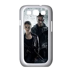 terminator genisys magazine 2015 mobile1 Samsung Galaxy S3 9300 Cell Phone Case White yyfD-367548
