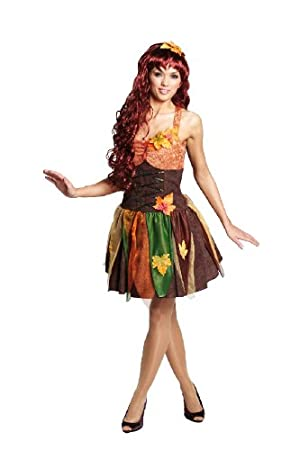 Rubie S Karneval Damen Kostum Sexy Herbst Fee Hexe An Fasching Gr 42