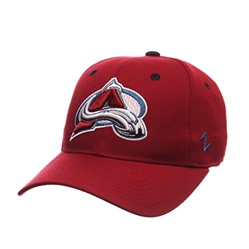 56141c7abe3 Colorado Avalanche Fitted Hat