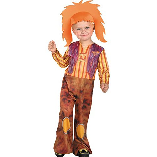 Toddler Moe Doodlebops Halloween Costume -