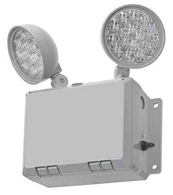 ACUITY LITHONIA 2 LED Lamps, Emergency Light