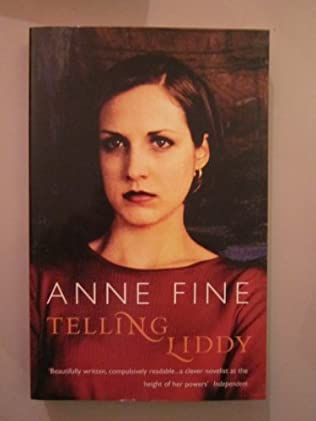 book cover of Telling Liddy