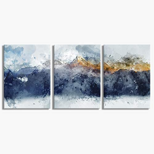 Abstract Art Mountains Artworks Bathroom product image