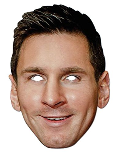 Fc Barcelona Lionel Messi Mask mask-arade by Bristol - Bristol Store What
