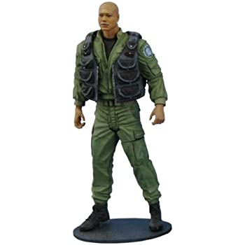 Diamond Select Toys Stargate SG-1 Series 2 Action Figure Teal'c