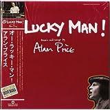 ALAN PRICE O Lucky Man! Original Soundtrack Mini LP CD + Poster Limited Edition