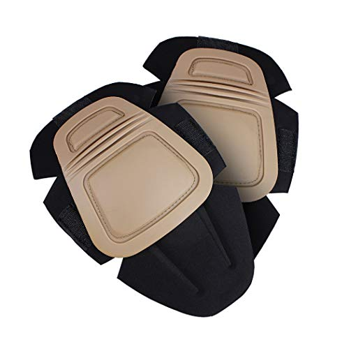 IDOGEAR Tactical Knee Pads G3 Pants Protective Pads for Military Airsoft Hunting Pants (Dark Earth)