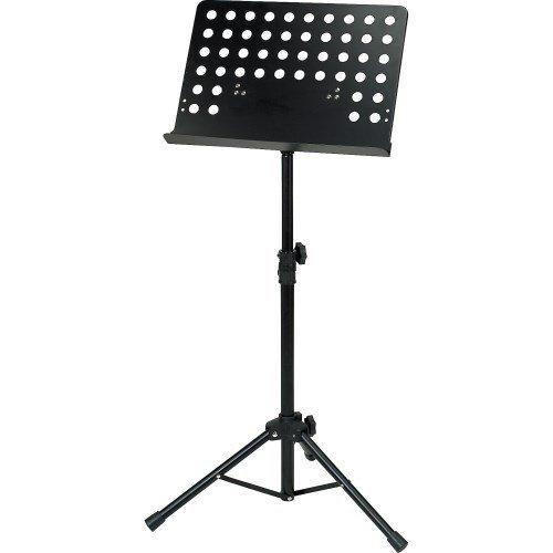 Cherrystone 4260180881868 Notenständer Orchesterpult schwarz