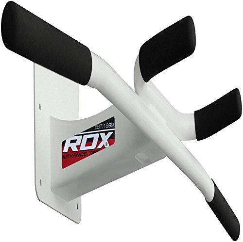 RDX Gym Heavy Iron Chin Pull Up Bar Fitness Ceiling Frame Boxing Outdoor Wall Mounted Brackets by RDX