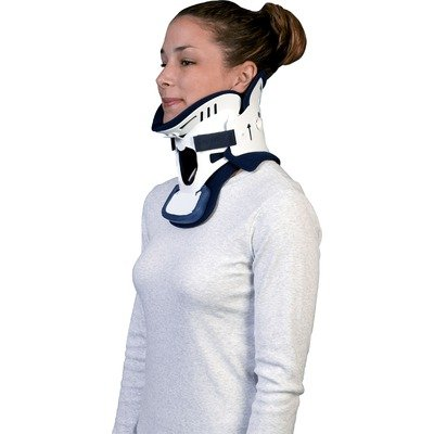 Miami J Collar Size: Medium, Style: With Extra Pad by Ossur