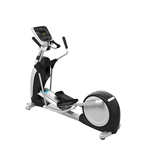 Precor Experience Series EFX 635 Elliptical Trainer, Silver