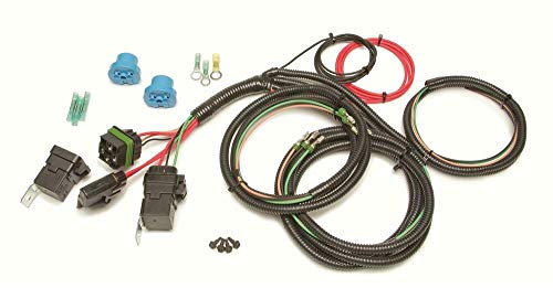 - Compatible With Painless Wiring 30816 Relay Headlight 40 Amp Single Pole 9004/9007 Each