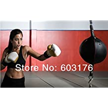 100% Guaranteed! Boxing Speed Ball Punching Bag Workout Equipment Exercise Body Building Fitness SpeedBalls with a Valve Core