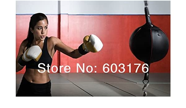 36e3f091c474 Amazon.com: 100% Guaranteed! Boxing Speed Ball Punching Bag Workout ...