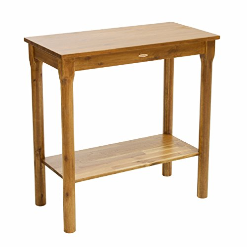 Best Selling Scranton acacia wood console table