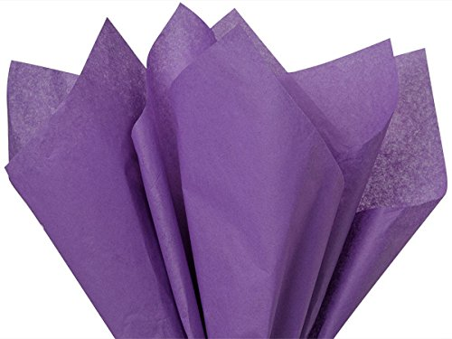 Lavender Tissue Paper 20x26'' 480 Sheet Ream (2 Reams) - WRAPS-CT2LA by Miller Supply Inc