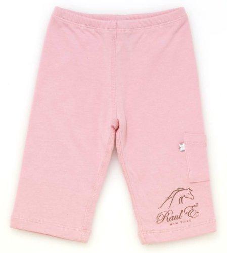 Raul E New York Baby-Girls' Soy Soft Cozy Pants 18-24 M Petal