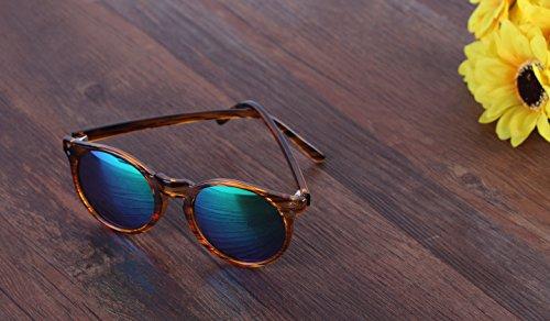 f822461a0b Sunglasses Women Man s Polarized Driving Retro Fashion Mirrored Lens UV  Protection Sunglasses