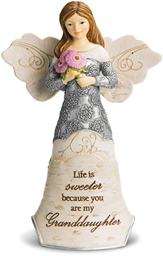 Pavilion Gift Company 82349 Granddaughter Angel Figurine, ()