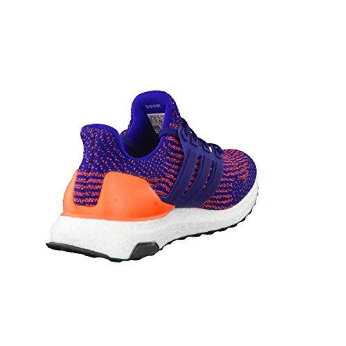 adidas Herren Laufschuhe UltraBOOST mystery ink f17/mystery ink f17/solar orange 45 1/3