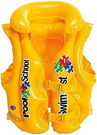 Schnorcheln Kanu Tauchen Paddle Boarding Kajakfahren Allwin Schwimmwesten Erwachsene//Kinder,Unisex Swim Sea Angelweste,Einstellbare Schwimmhilfen F/ür Schwimmwesten F/ür Motorboot CE,Schwarz,XS