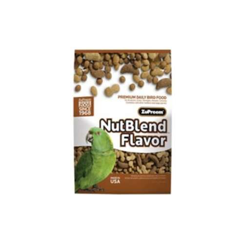 NUTBLEND NATURAL NUT FLAVOR PARROT