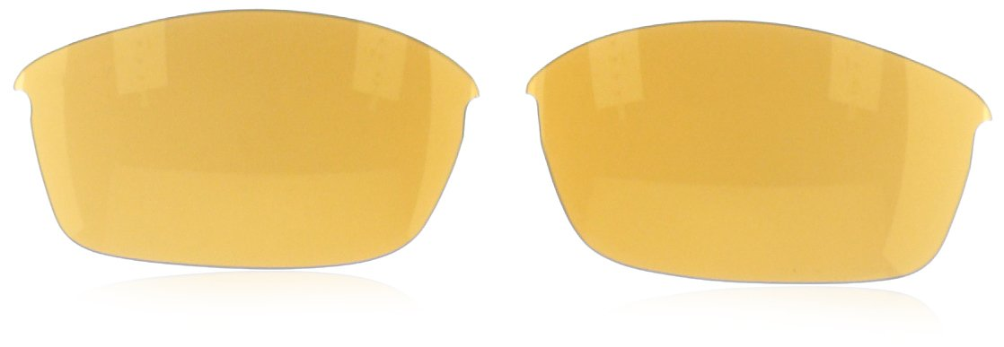 18bb6f03af5 Oakley Flak Jacket XLJ Replacement Glass HI Persimmon Iridium   Amazon.co.uk  Sports   Outdoors