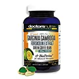 Best Garcinia Cambogia Extracts - 100% Pure Garcinia Cambogia 1300mg Plus Pure Forskolin Review
