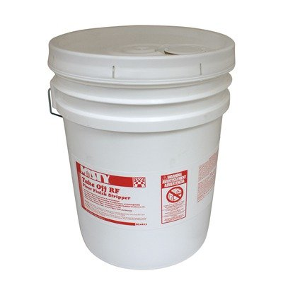 Floor Off Take Stripper (AMRR8125 Take Off RF Floor Finish Stripper, 5gal Pail)
