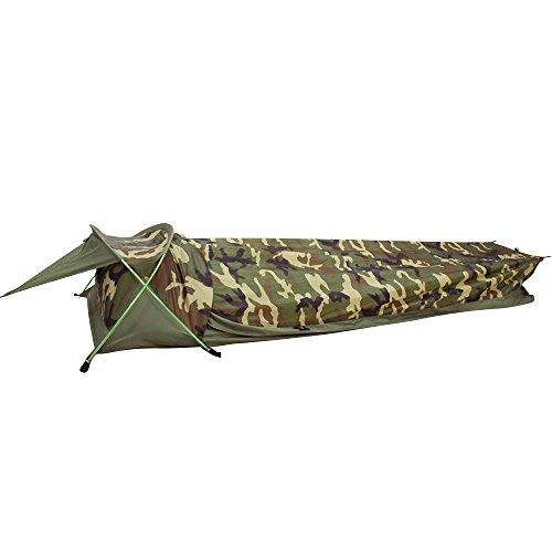 製品便利さスイGEERTOP テント 超軽量 1人用 コンパクト 防水 BIVY キャンプ アウトドア用 高速 簡単 セットアップ 0.98kg