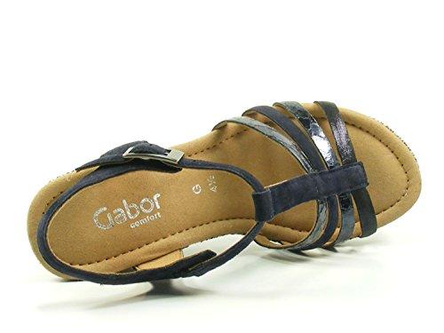 Wedged 82 Azul Sandal 826 Jesmond Gabor Fw1v1