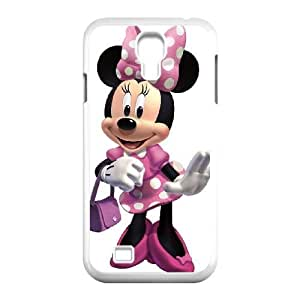 samsung s4 9500 phone case White Minnie Mouse DFG8441679
