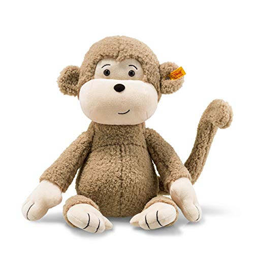 Steiff Soft Cuddly Friends - Brownie Monkey, 16