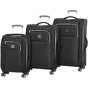 Amazon.com | it luggage Megalte X-Weave 8 Wheel 31.7