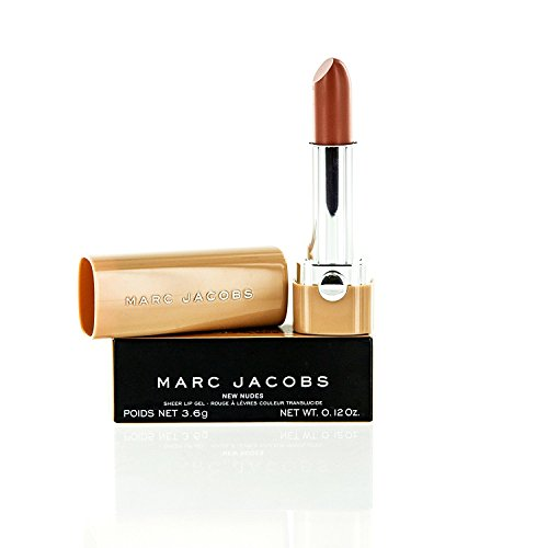 MARC JACOBS/NEW NUDES SHEER LIPSTICK GEL (154) DREAMGIRL 0.12 OZ (3.6 ML) - 0.12 Ounce Perfume