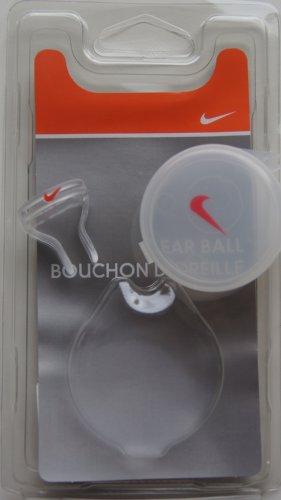 Nike Pinza nasal Natación Transparente