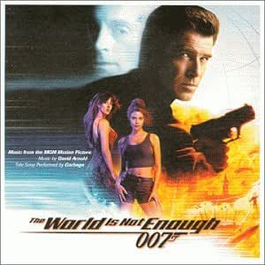 World Is Not Enough 007 Musi