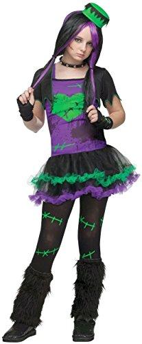 Funkie Frankie Teen Costume (Monster High Costumes For Teenagers)