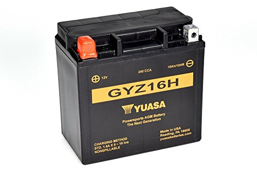 Yuasa Lead Acid Batteries - Yuasa YUAM716GH Lead_Acid_Battery