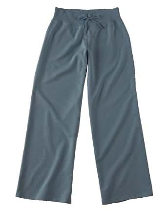 Hyp Ladies' 7.9 Oz. Hilton French Terry Pants, Storm, Xl